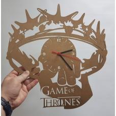 """Часы настенные """"Игра престолов"""""""
