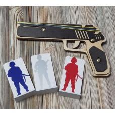 """Пистолет """"Резинкострел"""""""